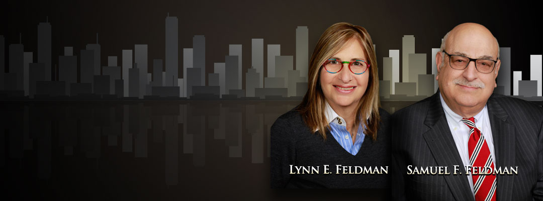 attorney lynn e feldman and attorney samuel f feldman