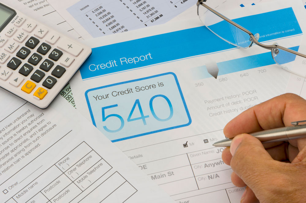 Do Not Sink Your Credit Score 1